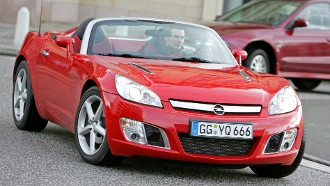 Opel GT - II