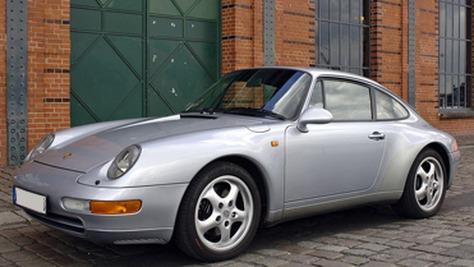Porsche 911 - 993