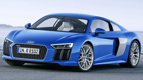 Audi r8 getriebe