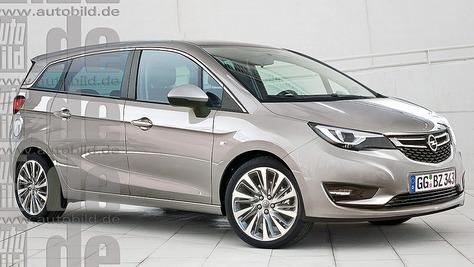 Opel Meriva - Crossland X