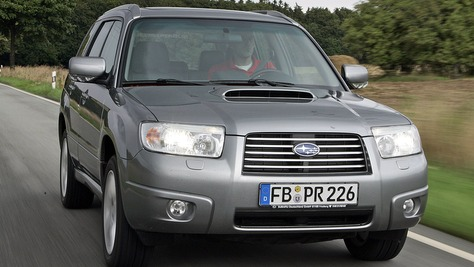 Subaru Forester - SG