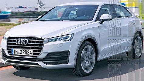 Audi Q2 Coupé