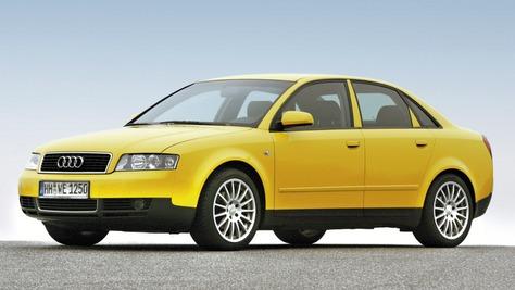 Audi A4 B6 - autobild.de