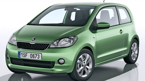 skoda citigo. Black Bedroom Furniture Sets. Home Design Ideas