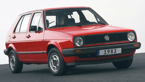 VW Golf - II (Typ 19E)