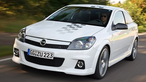 Opel Astra OPC - H