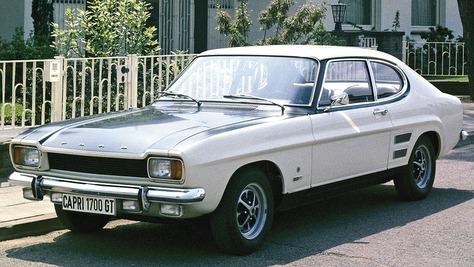 Ford Capri - MK 1