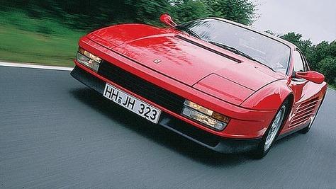 Ferrari Testarossa  - Testarossa