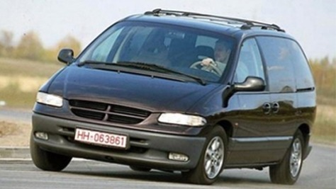 Chrysler Grand Voyager - GS
