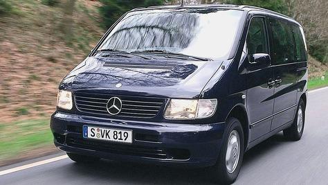 Mercedes V-Klasse - Vito (W 638)
