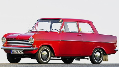 Opel Kadett - A
