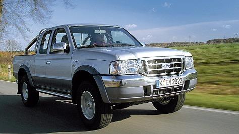 Ford Ranger - I