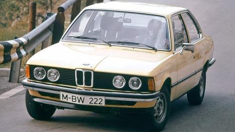 BMW 3er - E21