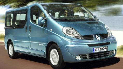 Renault Trafic - II