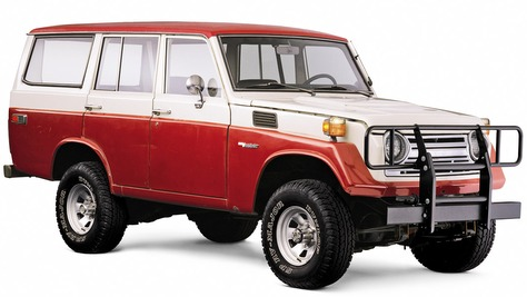 Toyota Land Cruiser - J5