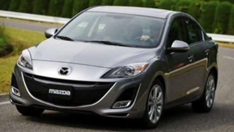 Mazda3 - BL