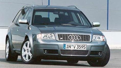 Audi C5