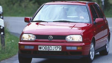 VW Golf - III (Typ 1H)