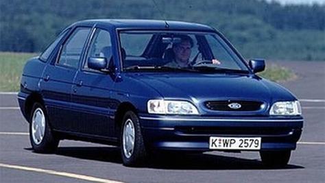 Ford Escort - MK 6