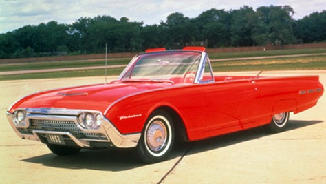 Ford Thunderbird - Bullet Birds