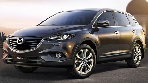 mazda cx 9 i. Black Bedroom Furniture Sets. Home Design Ideas