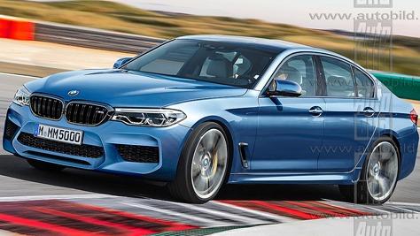 BMW M5 - F90
