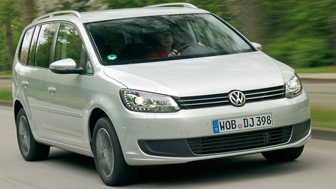 VW Touran - I (Typ 1T)