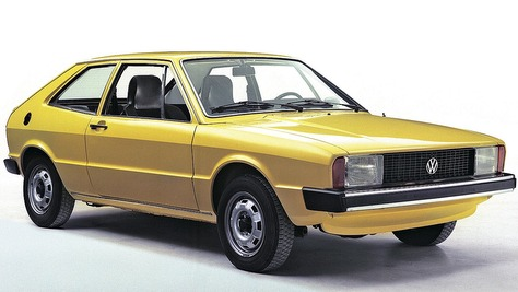 VW Scirocco - I Typ 53