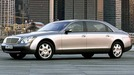 Maybach 62, Limousine