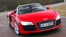 Audi R8, Roadster