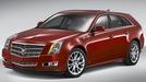 Cadillac CTS, Kombi