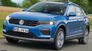 VW Golf SUV (T-Roc)