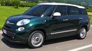 Fiat 500L, Van