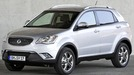 Ssangyong Korando