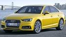 Audi A4, Limousine