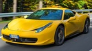 Ferrari 458 Italia, Coupe