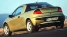 Opel Tigra, Coupe