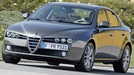 Alfa Romeo 159, Limousine