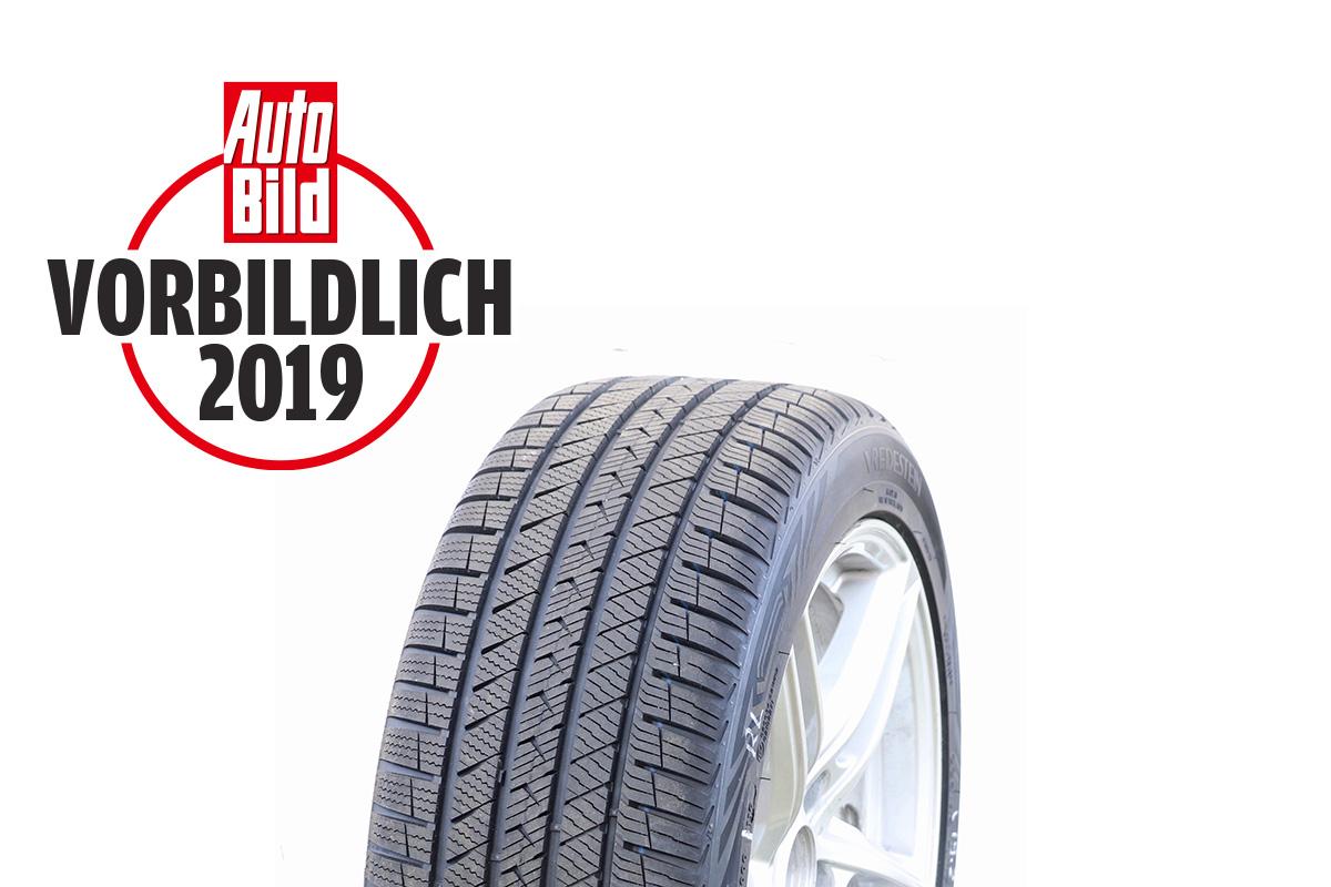 AUTO BILD-Ganzjahresreifen-Test 9: Über 9 Reifen im Test