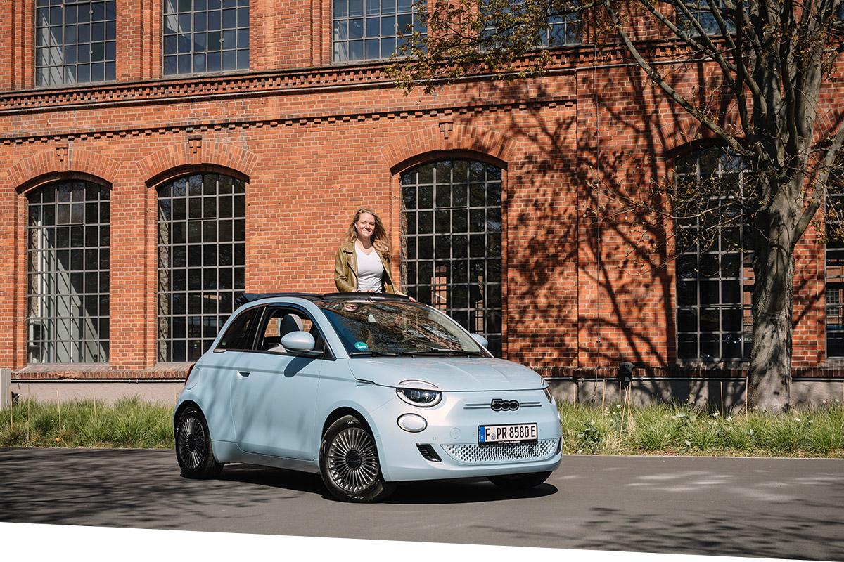 Der neue Fiat 500 im Alltagstest von Leserin Marianne