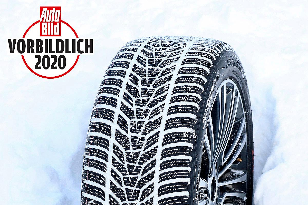 Winterreifen-Test 9: Über 9 Reifen im Vergleich - autobild.de
