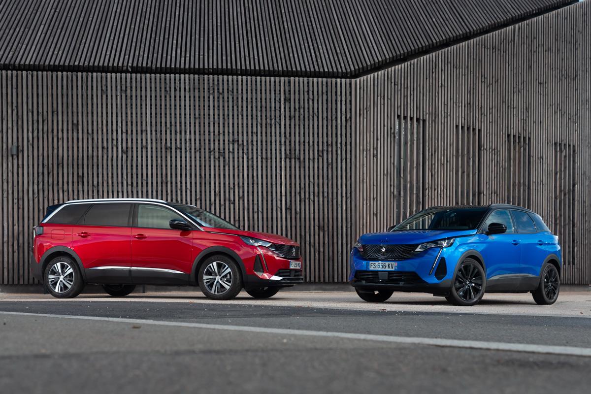 Peugeot schärft sein Erfolgsduo nach