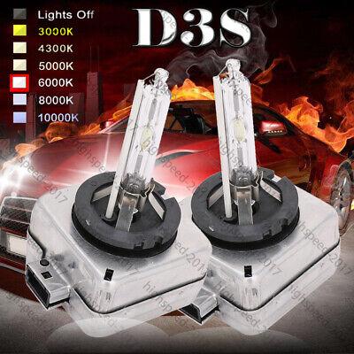 2St D3S XENON BRENNER LAMPE BIRNE 6000 K für AUDI A6  4G2 4FH 4GH 4G5 mit E 4