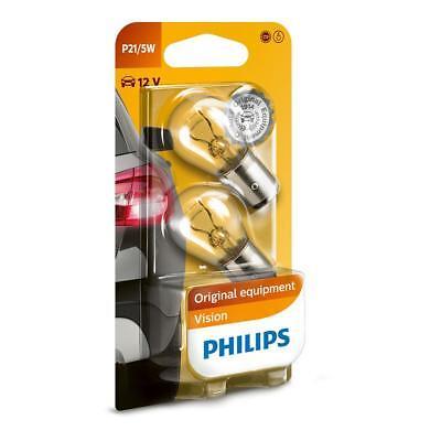Philips Standard P21/5W Glühlampe, 2 Stück