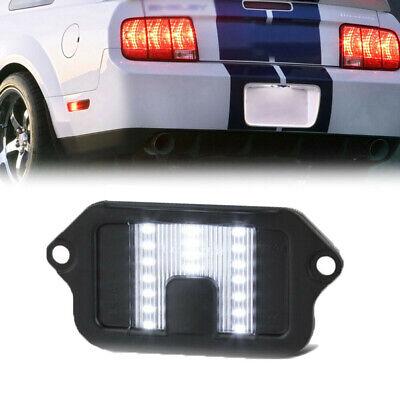 Hinten Kennzeichenbeleuchtung Ersatz Parkplatz Für Ford Mustang 2005-2009