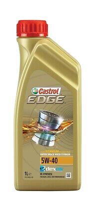 Castrol | Motoröl 5W-40 Edge Titanium FST (1 L) (1535FA) für ARO Isuzu motorenöl