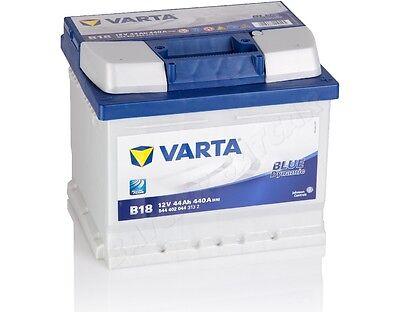 VARTA 44 Ah Autobatterie B18 BLUE DYNAMIC 12V 44Ah Batterie ETN 544402044 NEU