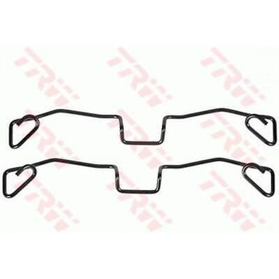Montagesatz Anbausatz Federn für Bremsbeläge Bremsklötze TRW (PFK480)