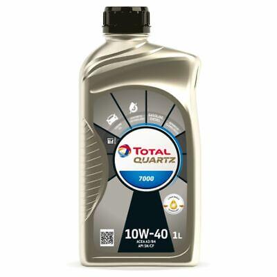 Angebot#11 Motoröl TOTAL QUARTZ 7000 10W40 1L