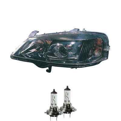 Scheinwerfer rechts H7/H7 für Opel Astra G Caravan Stufenheck CC inkl. Lampen